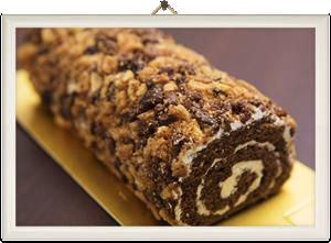 クッキー&チョコロール