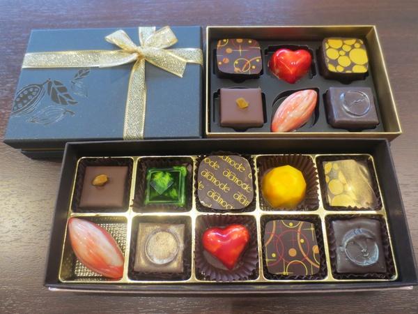 北九州小倉バレンタインチョコレートをお探しならアラモード洋菓子店へ